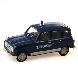 Renault R4 Gendarmerie Norev 1993 - 1/43