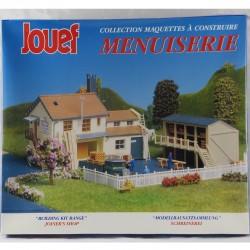 JOUEF maquette menuiserie H0 réf 105800
