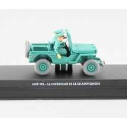 Jeep MB Le Dictateur et le Champignon - Spirou & Fantasio