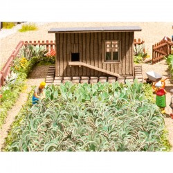 NOCH 14107 Jardin potager à construire
