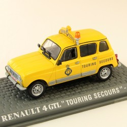 "Renault 4 GLT "" Touring Secours "" 1985 - 1/43 En boite"