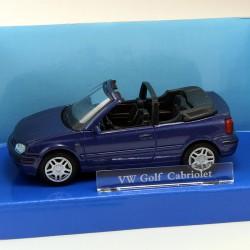 Volkswagen Golf Cabriolet Cararama - 1/43 En boite
