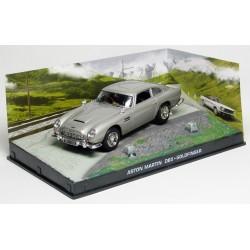 Aston Martin DB5 - Goldfinger - James Bond - au 1/43 en boite