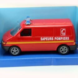 Volkswagen Transporteur Sapeurs Pompiers - 1/43 - en boite