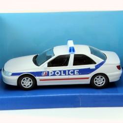 Peugeot 406 Police - 1/43 - en boite