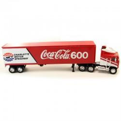 Kenworth K100E - 1/64ème - COCA COLA - Racing Champions KW