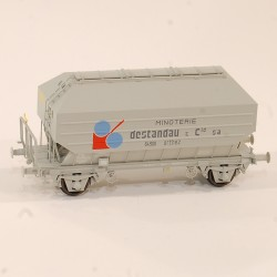REE WB-191 - Wagon Citerne OCEM 19 HO