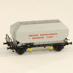 REE WB-090 Wagon Céréalier FRANGECO B
