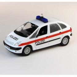Citroen Xsara Picasso Polizei - Police - Norev 1/43eme