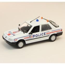 Peugeot 309 Police - Norev 1/43ème
