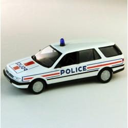 Peugeot 405  Break Police  - Norev -1/43eme
