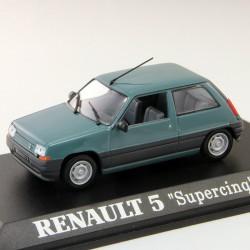 Rare - Renault Super 5 - 1/43eme
