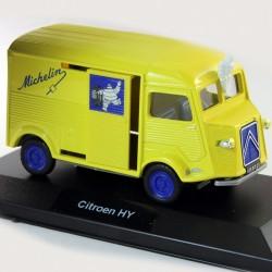 Citroen HY Michelin - 1/43ème en boite