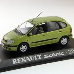 Renault Mégane Scénic 2000 - 1/43eme