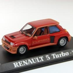 Renault 5 Turbo 1980 - 1/43eme