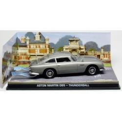 Aston Martin DB5 Thunderball - James Bond - au 1/43 en boite