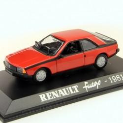 Renault Fuego 1981 - 1/43 En boite