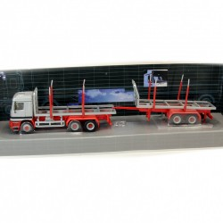 Camion Mercedes Grand Transport - 1/87eme