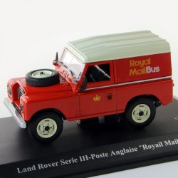 "Land Rover Serie 3 - Poste Anglaise "" Royal Mail "" 1978 - 1/43 En boite"