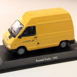 Renault Trafic 1992 - La Poste - 1/43 En boite