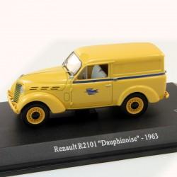 "Renault R2101 ""Dauphinoise "" 1963 - La Poste - 1/43 En boite"