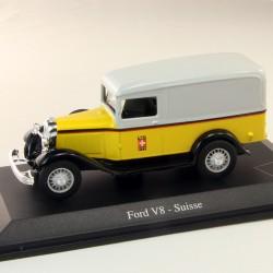 Ford V8 - Poste Suisse - 1/43 En boite