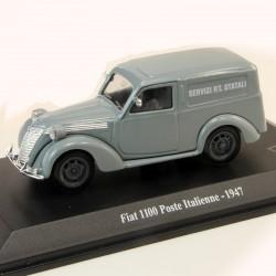 Fiat 1100 - Poste Italienne 1947 - 1/43 En boite