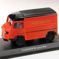 Citroen H - Pays-Bas La Poste - 1/43 En boite
