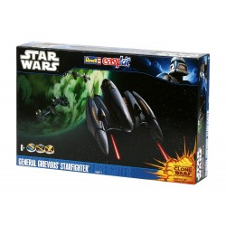 Revell - Star Wars - General Grievous Starfighter - 211 mm