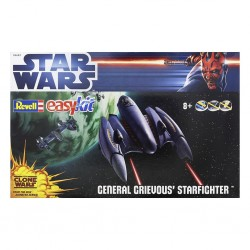 Revell - Star Wars - General Grievous Starfighter - Ref : 06682 - 211 mm