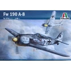 Italeri - Fw 190 A-8 - 1/48