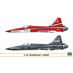 Hasegawa - F-20 Tigershark Combo -1/72