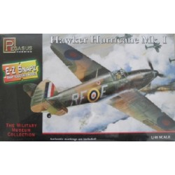 Pegasus - Hawker Hurricane MK. I - 1/48