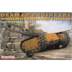 Dragon - German Engineers - 1/35