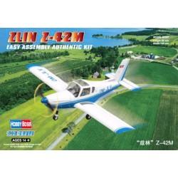 Hobby Boss - Zlin Z-42M - 1/72
