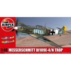 Airfix - Messerschmitt Bf109E-4/N Trop - 1/48