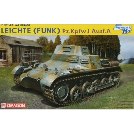 Dragon - Leichte ( Funk ) Pz.Kpfw.I Ausf.A - 1/35