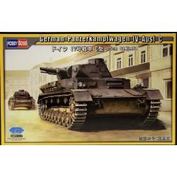 Hobby Boss - German Panzerkampfwagen IV Ausf C - 1/35