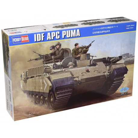 Hobby Boss - IDF APC Puma - 1/35