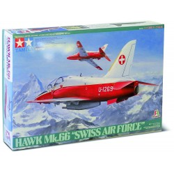 "Italeri Tamiya - Hawk Mk.66 "" Swiss Air Force "" - 1/48"