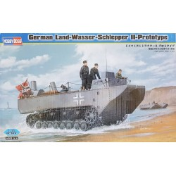 Hobby Boss - German Land-Wasser-Schlepper II-Prototype - 1/35