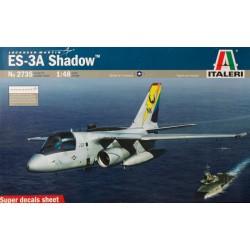 Italeri - ES-3A Shadow - 1/48