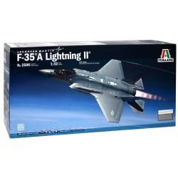 Italeri - F-35 A Lightning II - 1/32