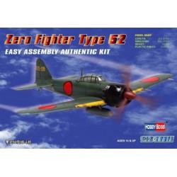 Hobby Boss - Zero Fighter Type 52 - 1/72