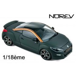 Peugeot RCZ - R - Norev 1/18ème