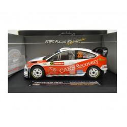 Ford Focus RS WRC07 - 2008 - Rallye Grande Bretagne - B.Clark et P.Nagel
