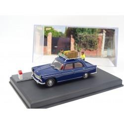 Peugeot 404 - La Route Bleu - 1/43 En boite