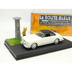 Ford Comète - La route Bleu - 1/43 En boite