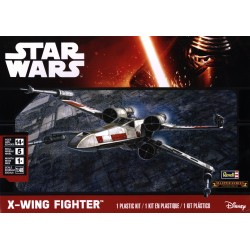 Revell - Star Wars X-Wing Fighter - 1/48