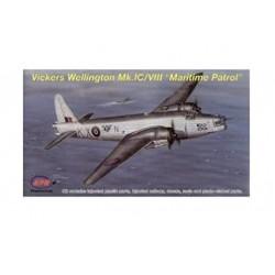 "MPM - Vickers Wllington MK.IC/VIII "" Maritime Patrol "" - 1/72"